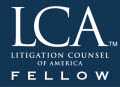 Litigation Counsel of America Badge